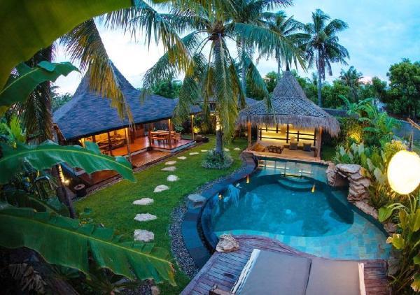 Villa Bhuvana Lombok