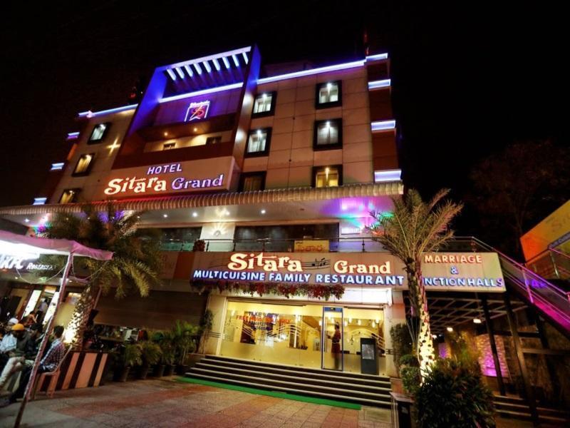 Hotel Sitara Grand Banjara Hills