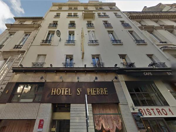 Hotel Saint Pierre Paris Paris