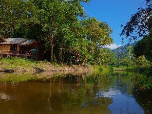 カオ ソック リバーサイド コテージ Khao Sok Riverside Cottages