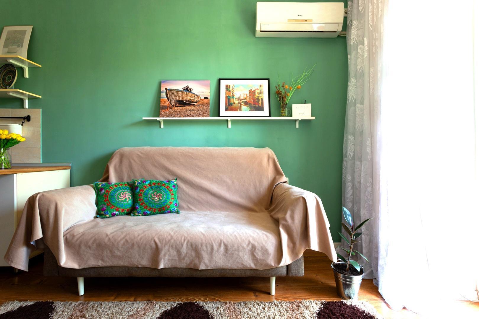 Green City Apartment