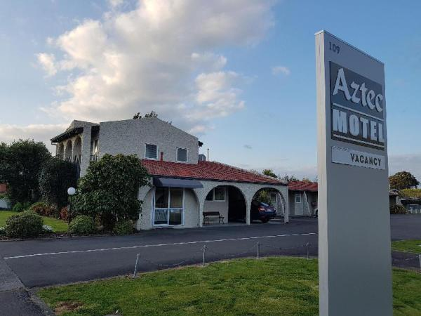 Aztec Motel Palmerston North