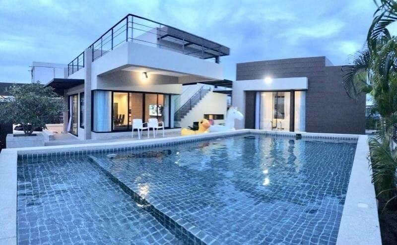 Stunning Private 3BR Villa L Max 8 Pax   VVP2