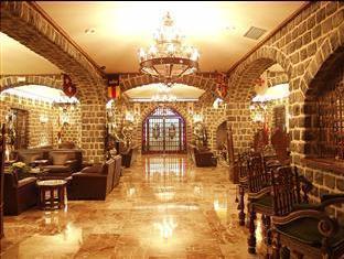 Hotel Alfonso VI Toledo - Interior