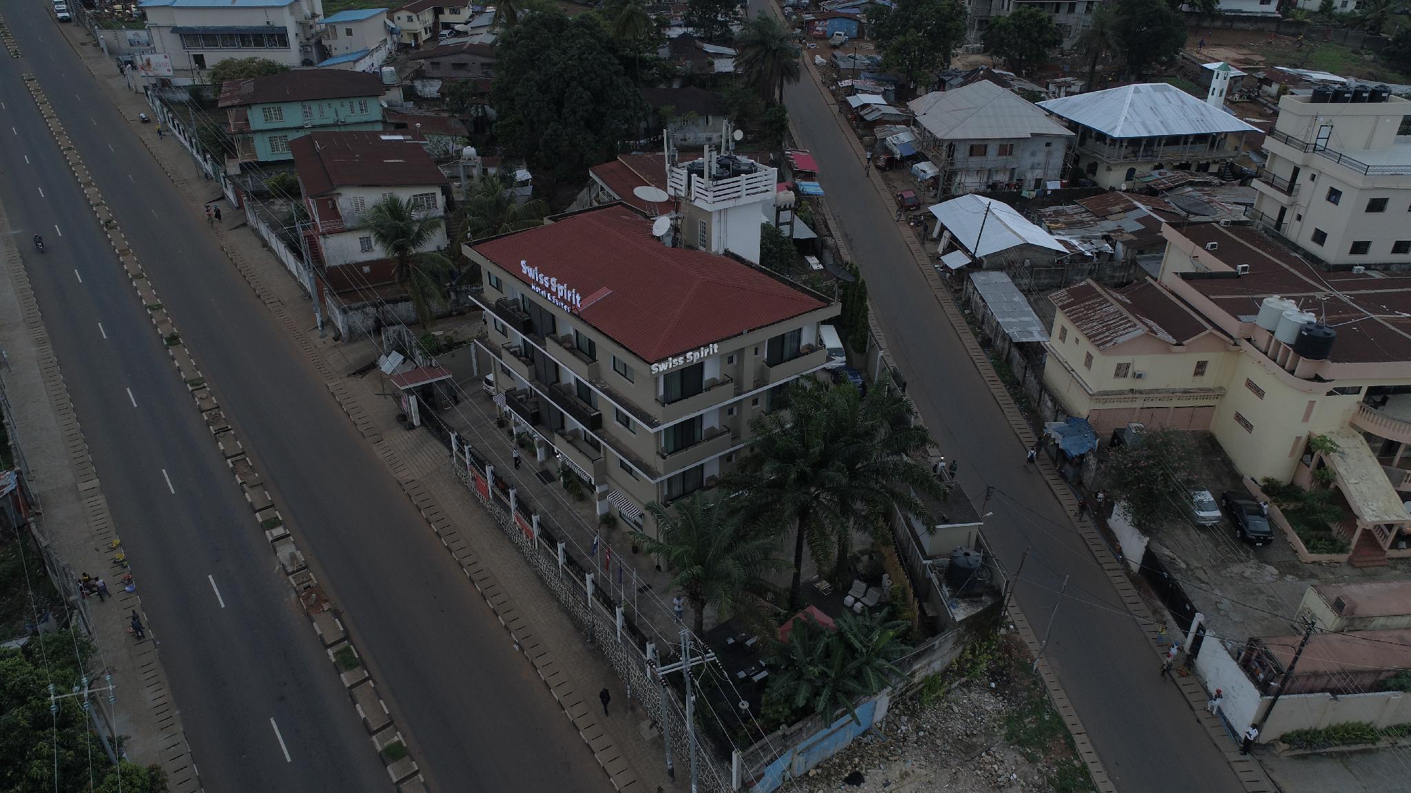 The Swiss Hotel Freetown