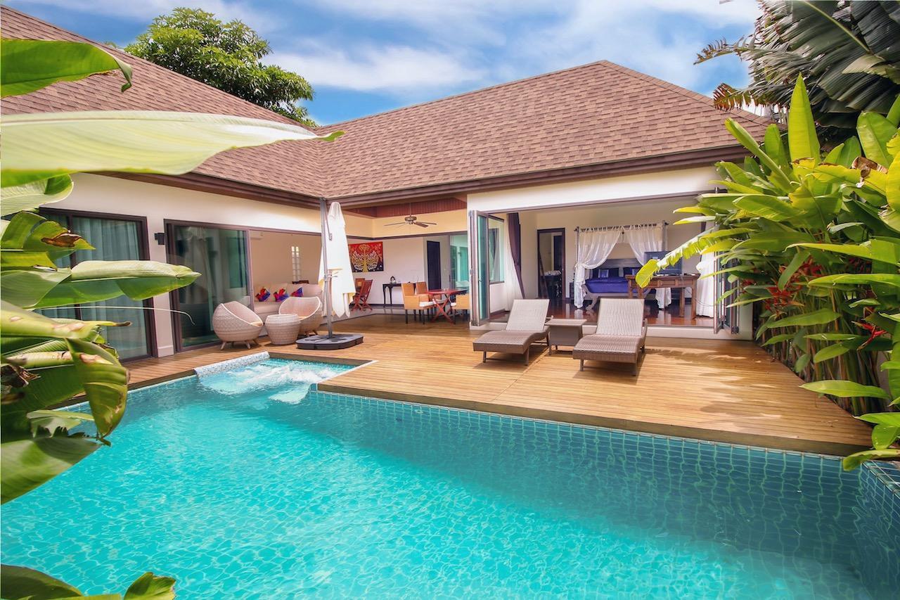 NaiHarn Dream Villa With Private Pool