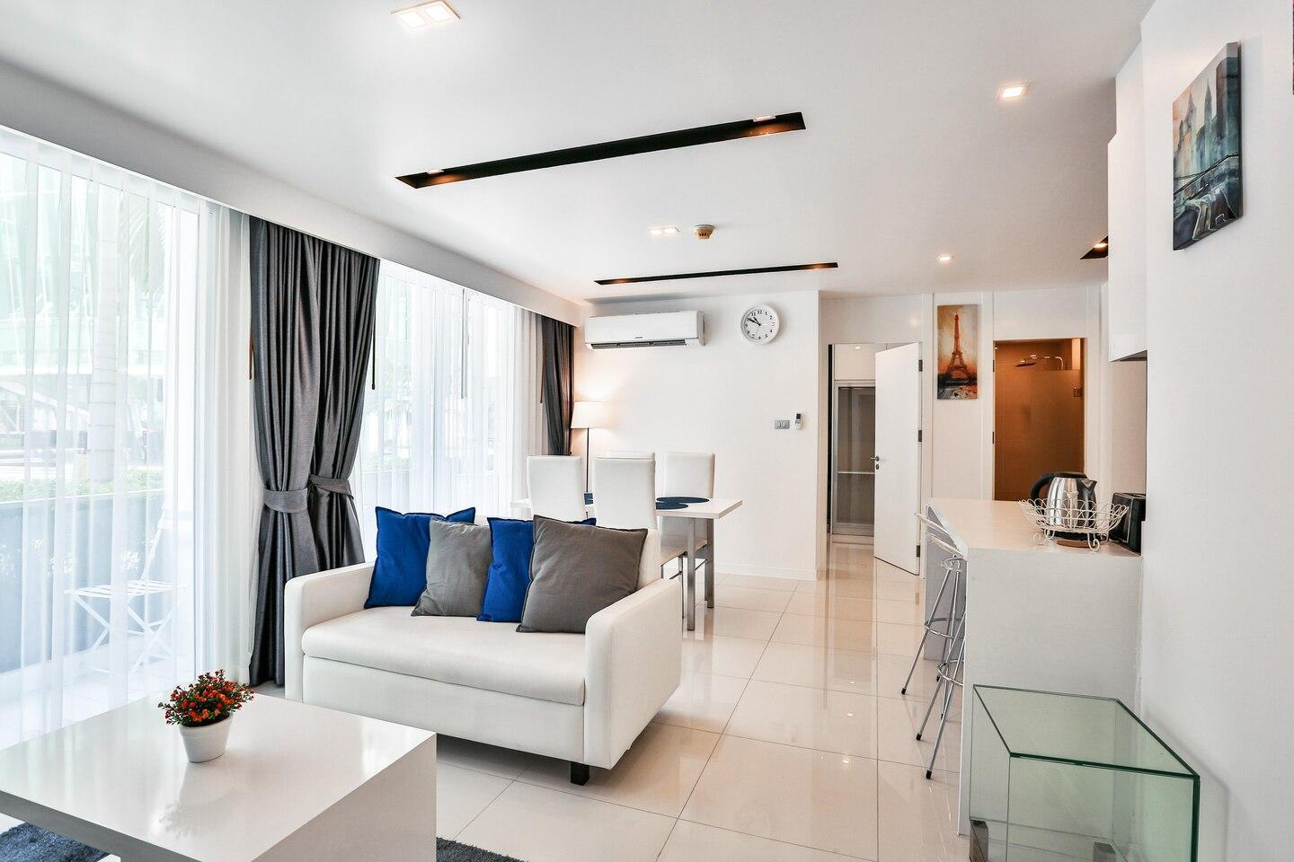 Superb Two Bedroom In The Heart Of Pattaya