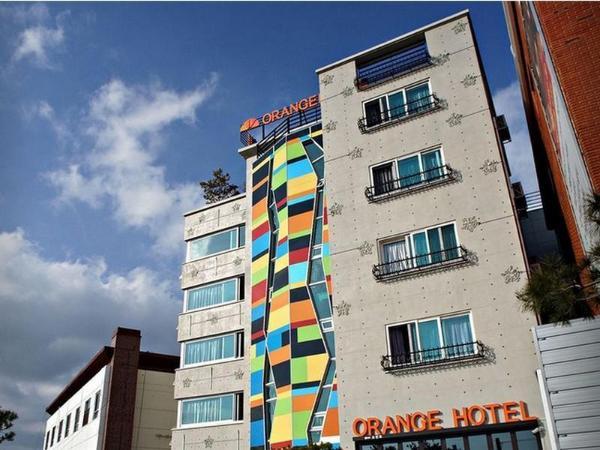 Orange Hotel Jeju Jeju Island