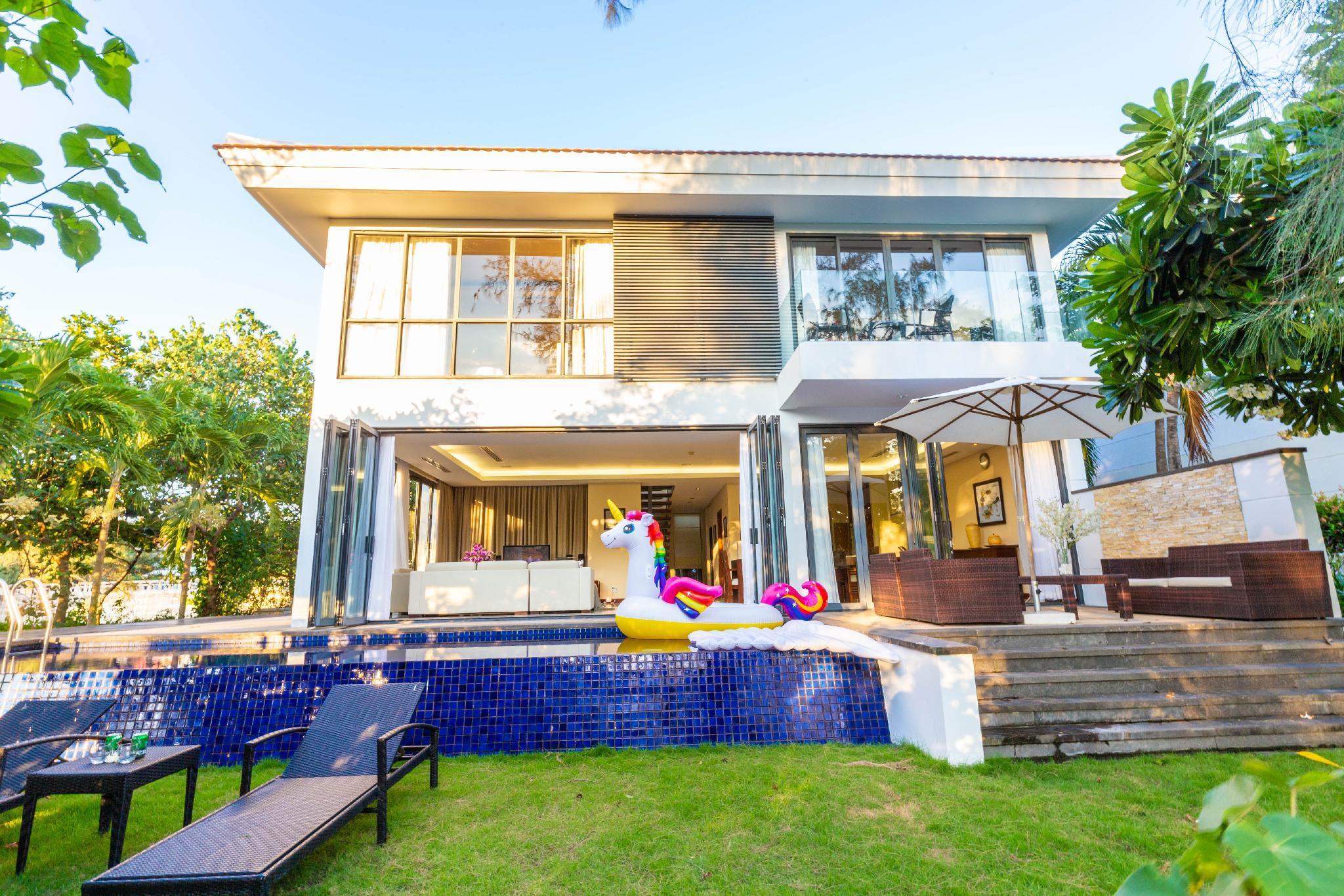 Ocean Luxury Villas Danang