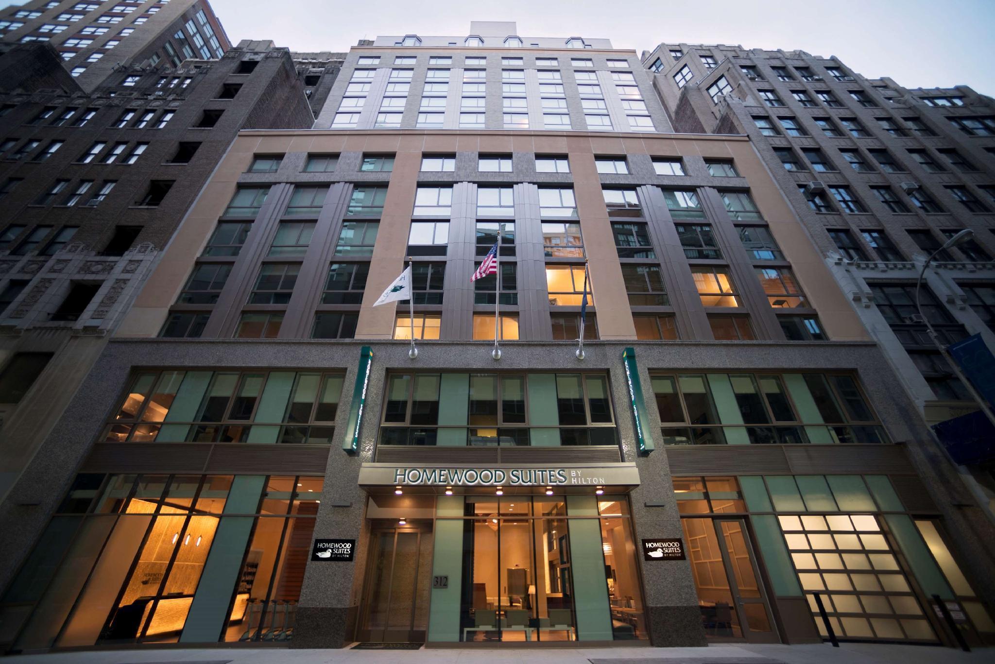 Homewood Suites New York Midtown Manhattan Times Sq South