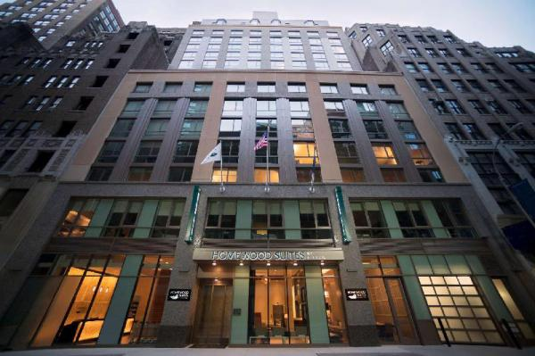 Homewood Suites New York Midtown Manhattan Times Sq South New York