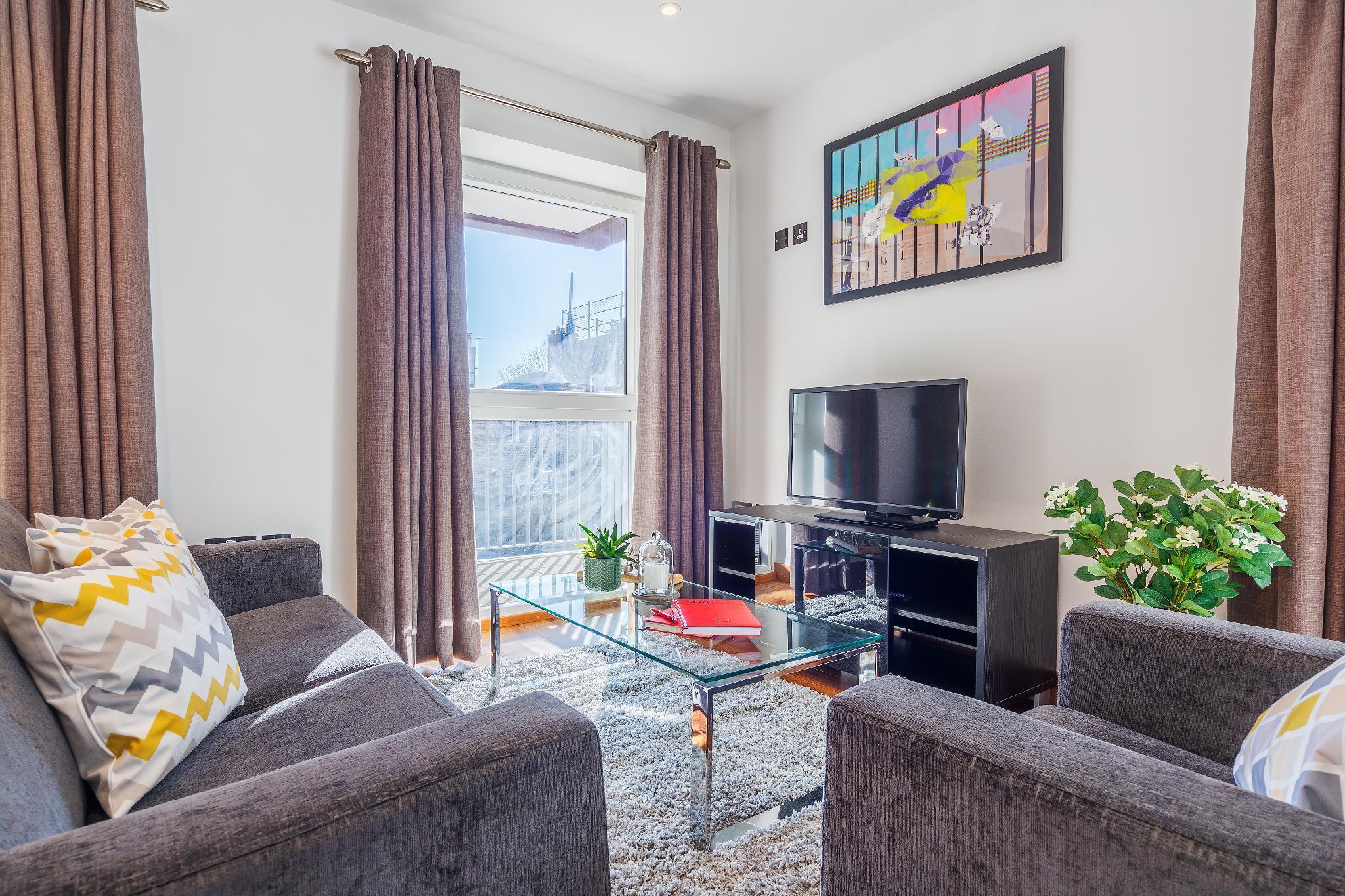 Shoreditch Square Serviced Apartments