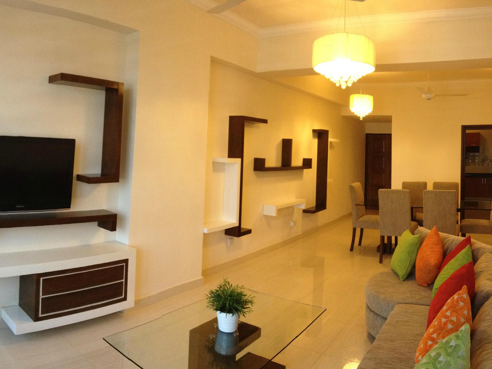 Luxury Marine City Apartment
