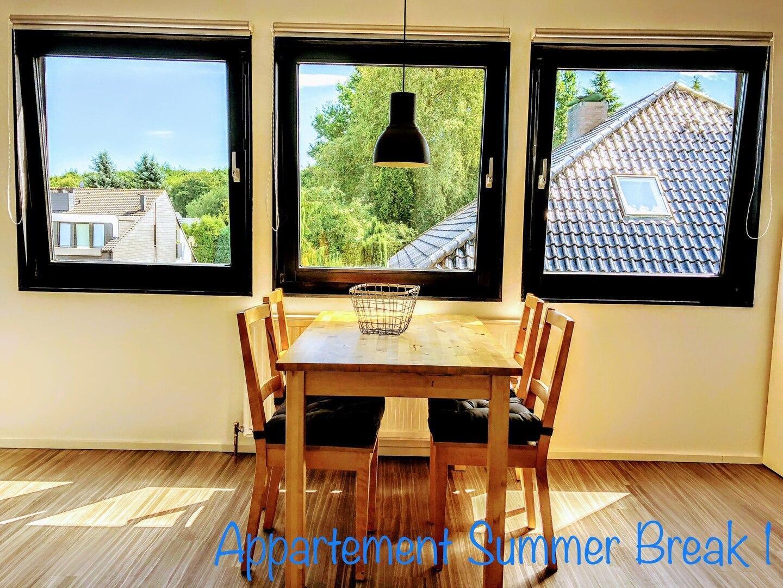 Apartement Summer Break 1