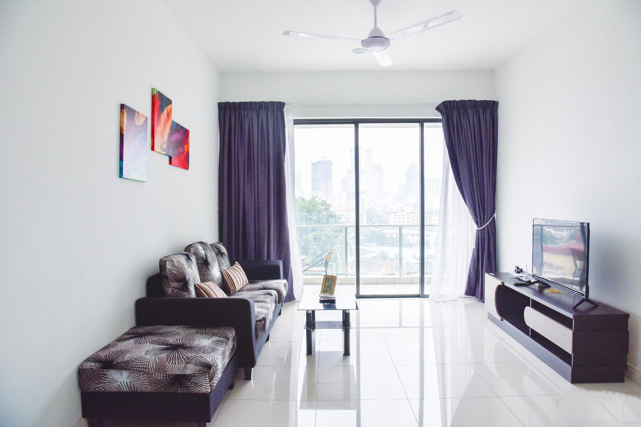 Fancy 2BR With Infinity Pool AndSky Gym KLCC View B6