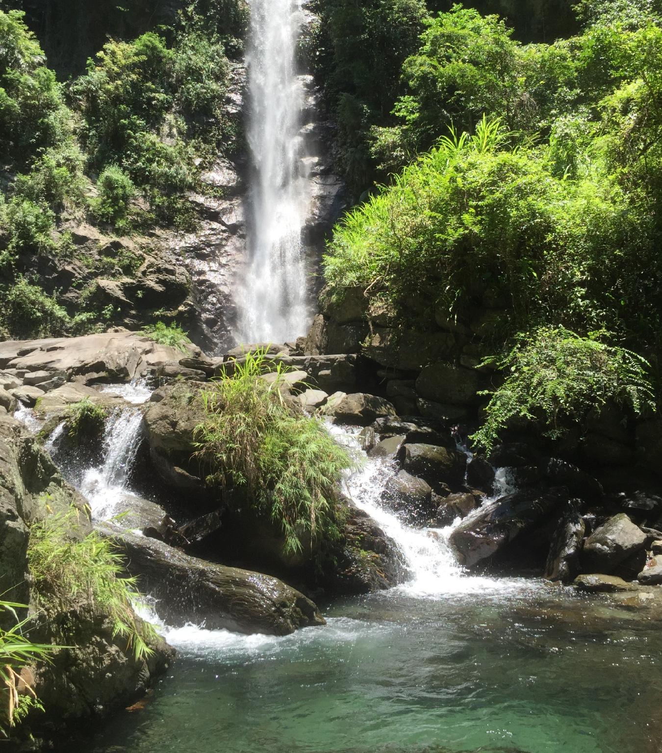 The Healing Waterfall Lodge