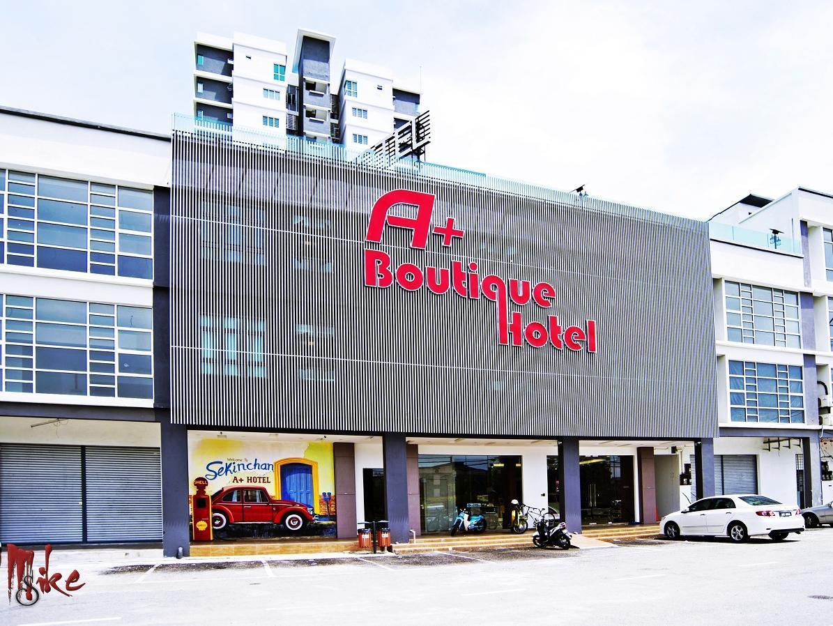 A+ Plus Boutique Hotel