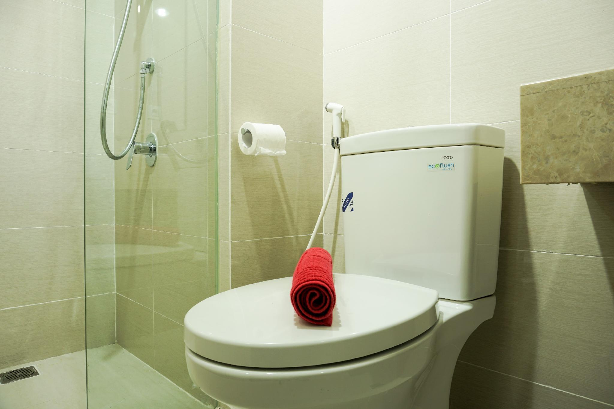 Deluxe Studio Puri Mansion Apartment By Travelio