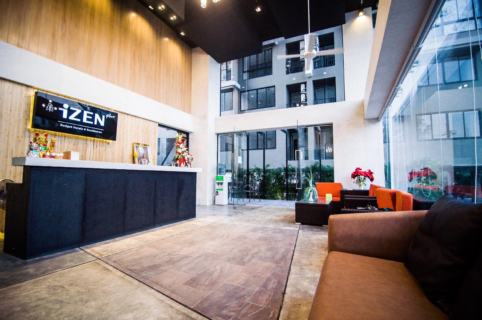 IZEN Budget Hotel & Residences (Plus) ไอเซน บัดเจ็ทโฮเต็ล แอนด์ เรสซิเดนซ์ (พลัส)