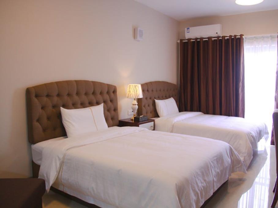 U Service Apartment Foshan Donghai International Branch