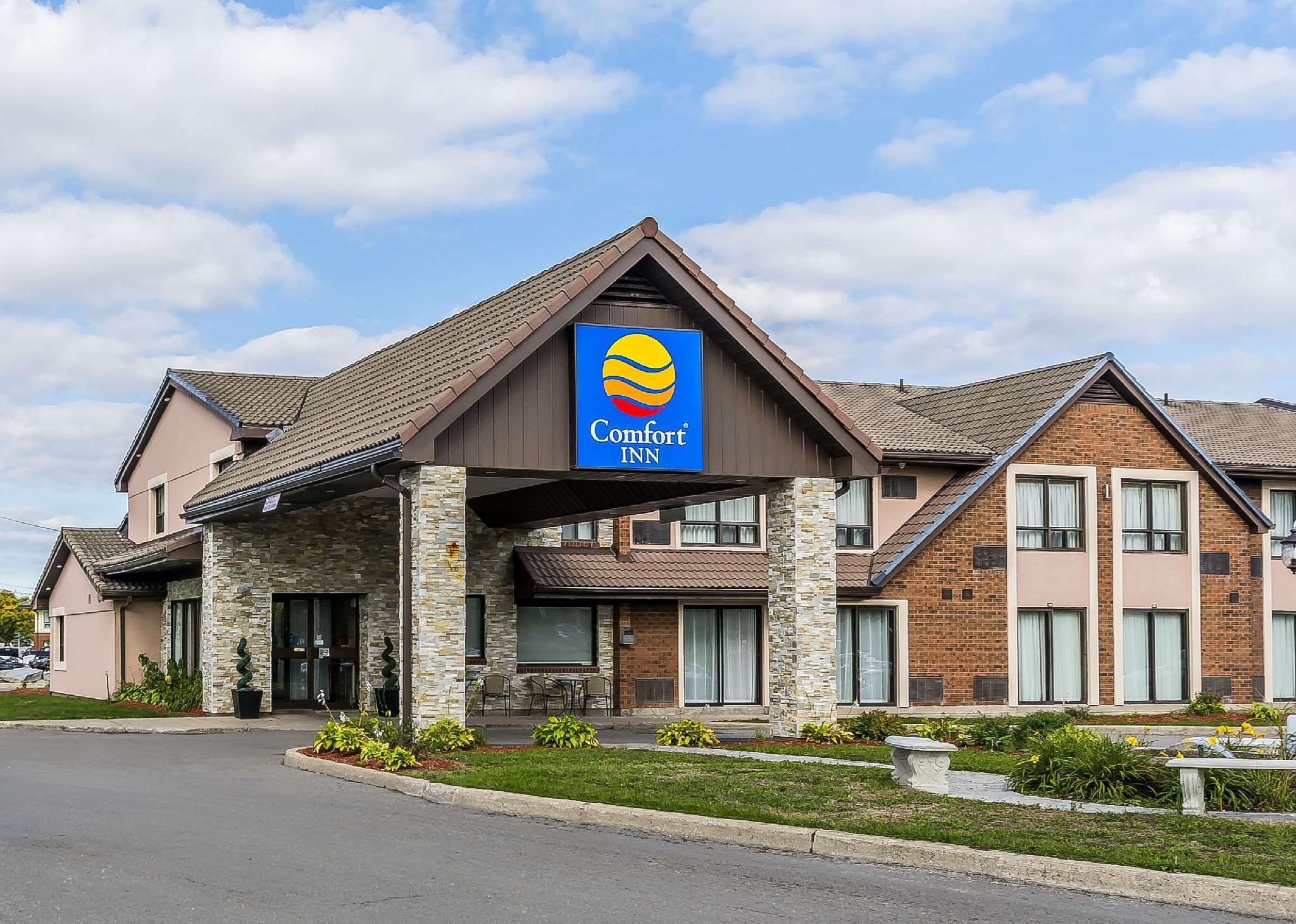 Comfort Inn Hotel Barrie