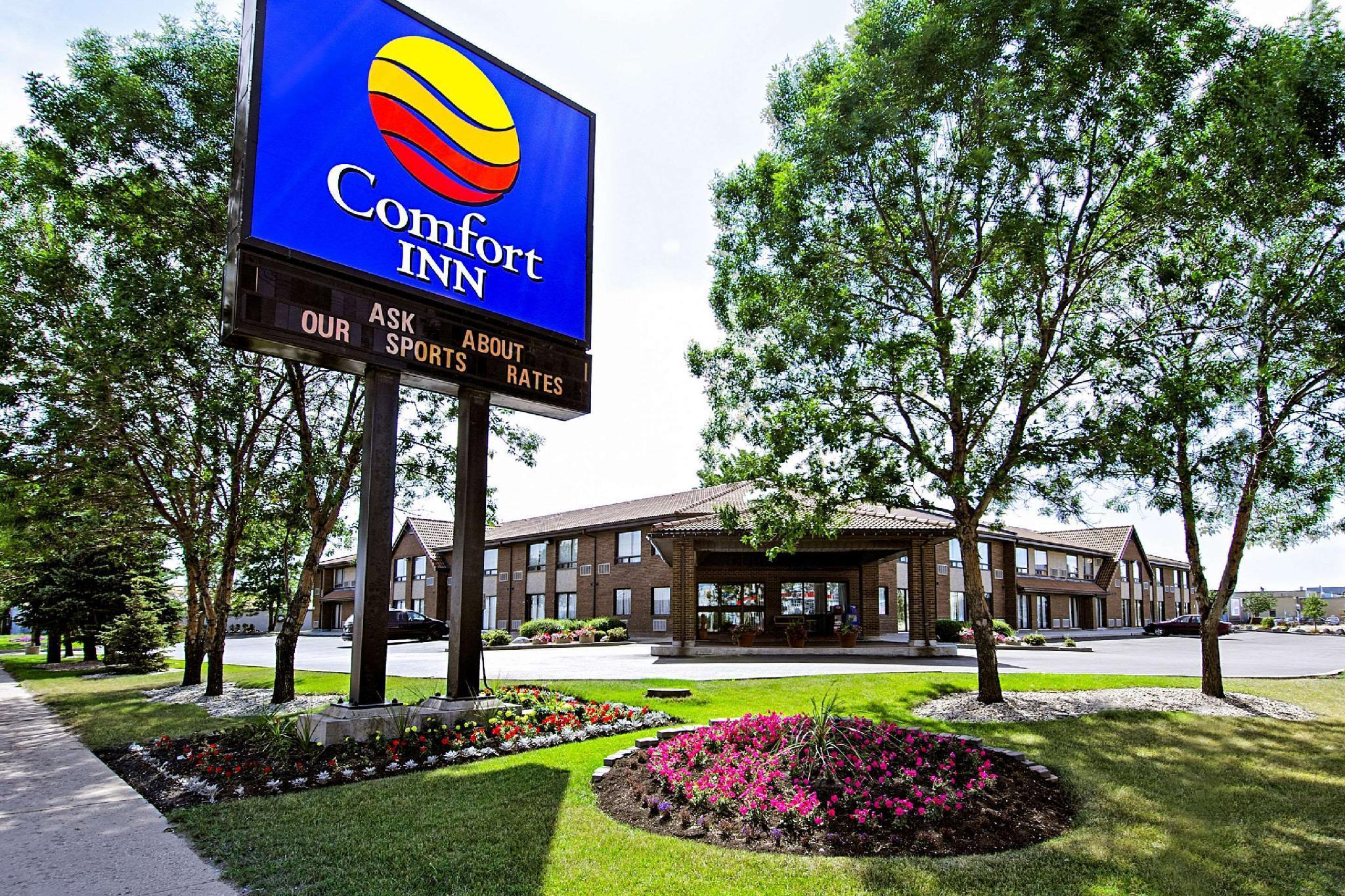 Comfort Inn Airport Winnipeg