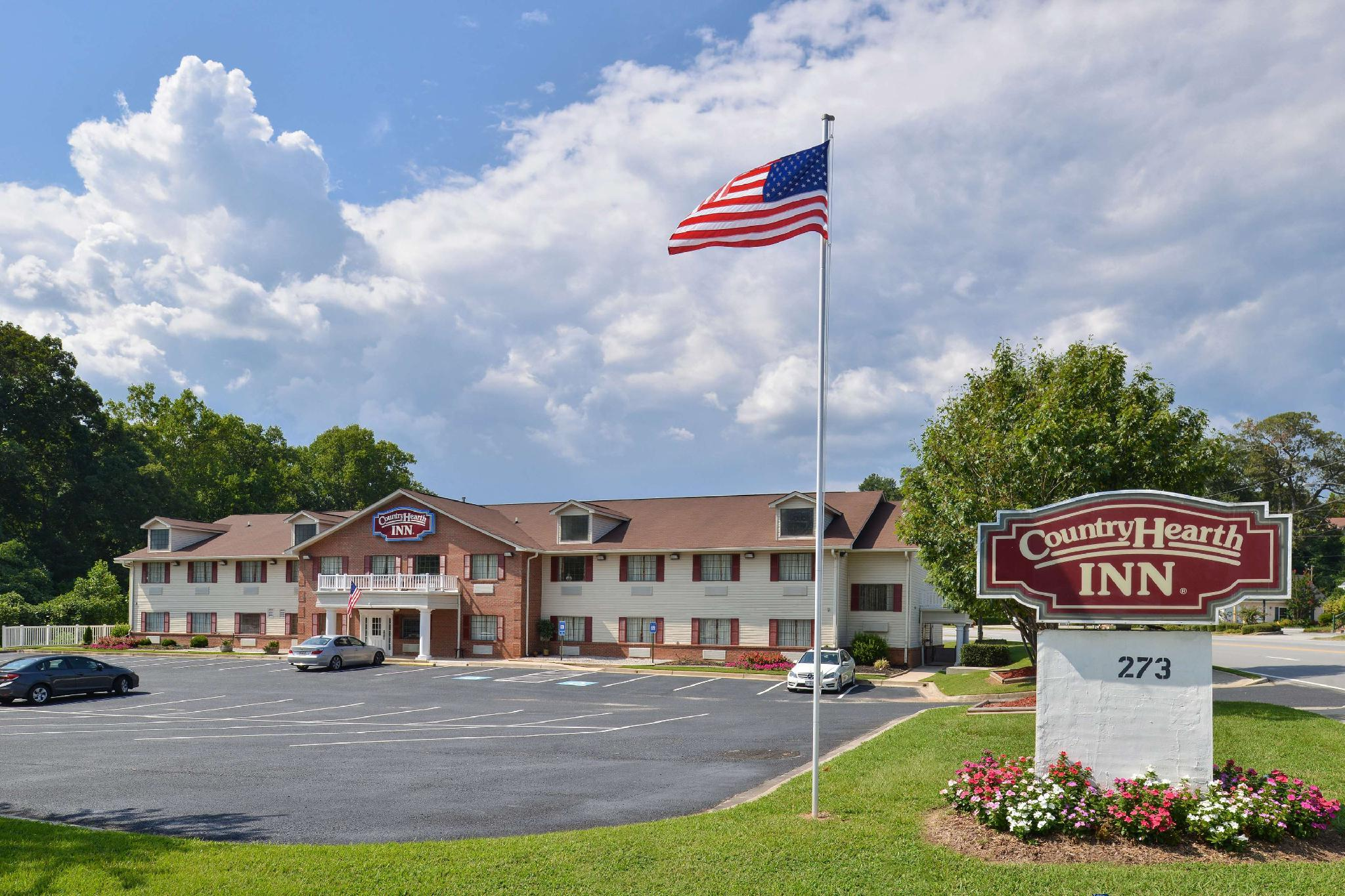 Country Hearth Inn And Suites Toccoa