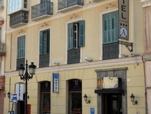 โรงแรมอตาราซานาสมาลากาบูทีค มาลากา - ภายนอกโรงแรม