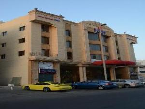 Lafontaine Rowaa Jeddah Suites
