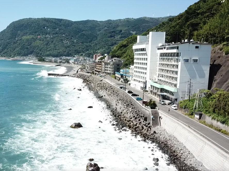 Oceanfront Minamiatagawa Shiosaikan