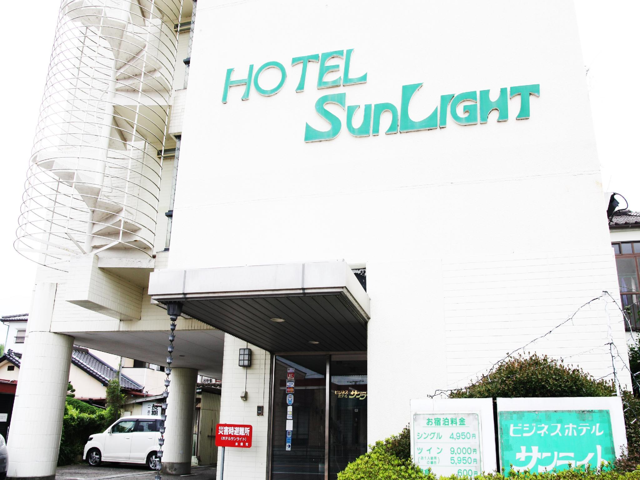 OYO 43996 Business Hotel Sunlight