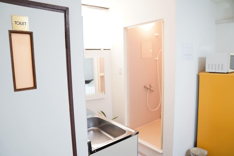 Metro Hotel Hanazonocho 202 A B25 012