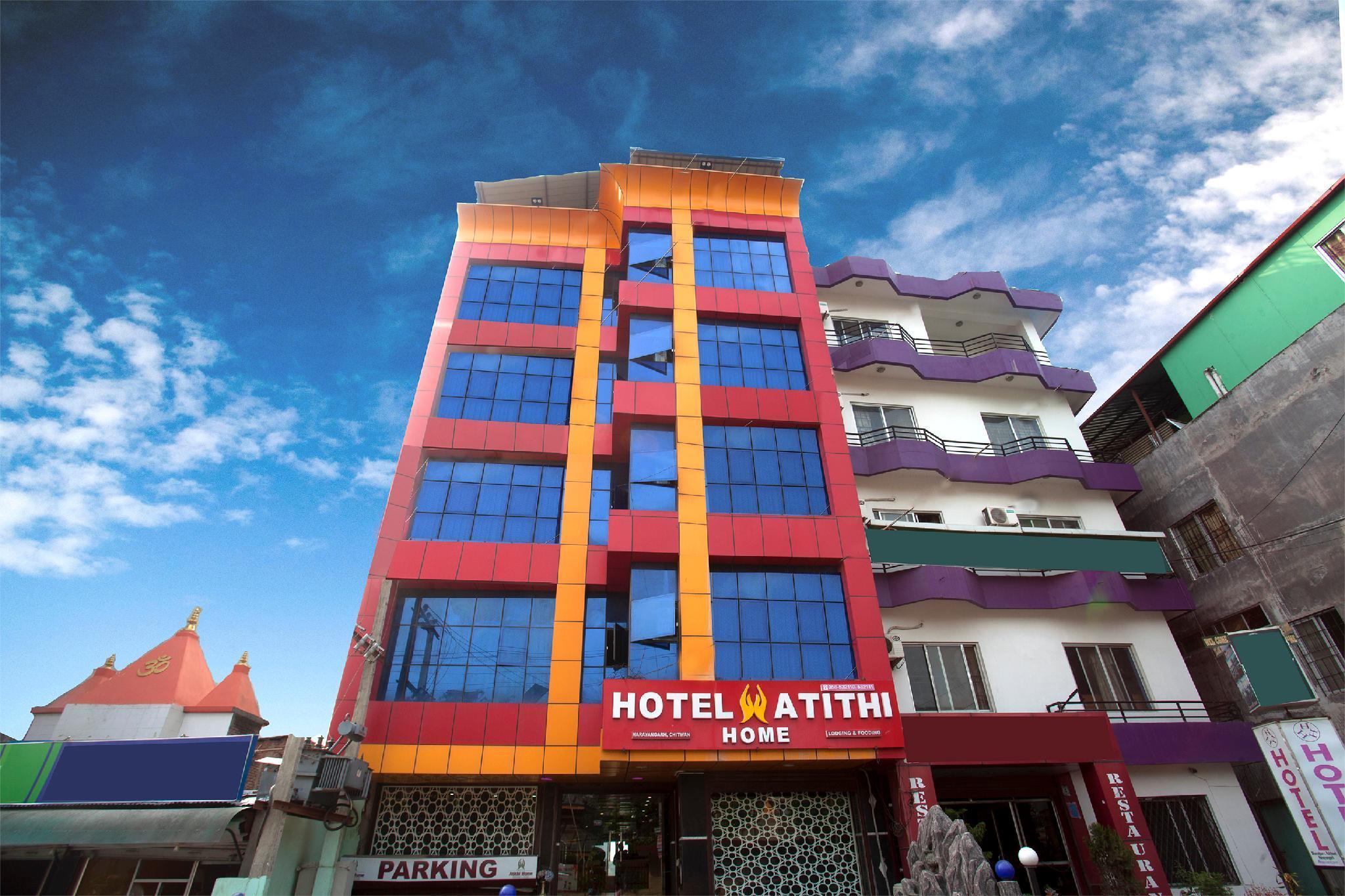 OYO 483 Hotel Atithi Home
