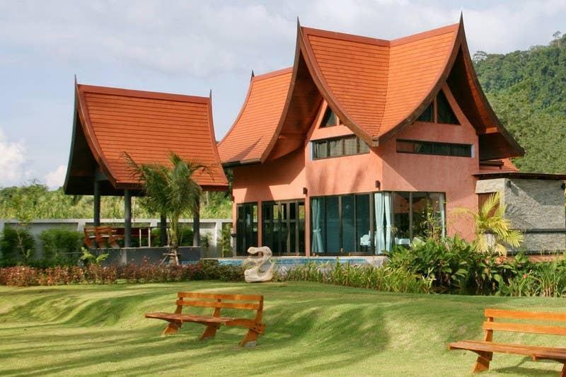 Villa Chaba 1Bedroom SeaFront Villa วิลลา 1 ห้องนอน 1 ห้องน้ำส่วนตัว ขนาด 77 ตร.ม. – บ้านท่าเลน