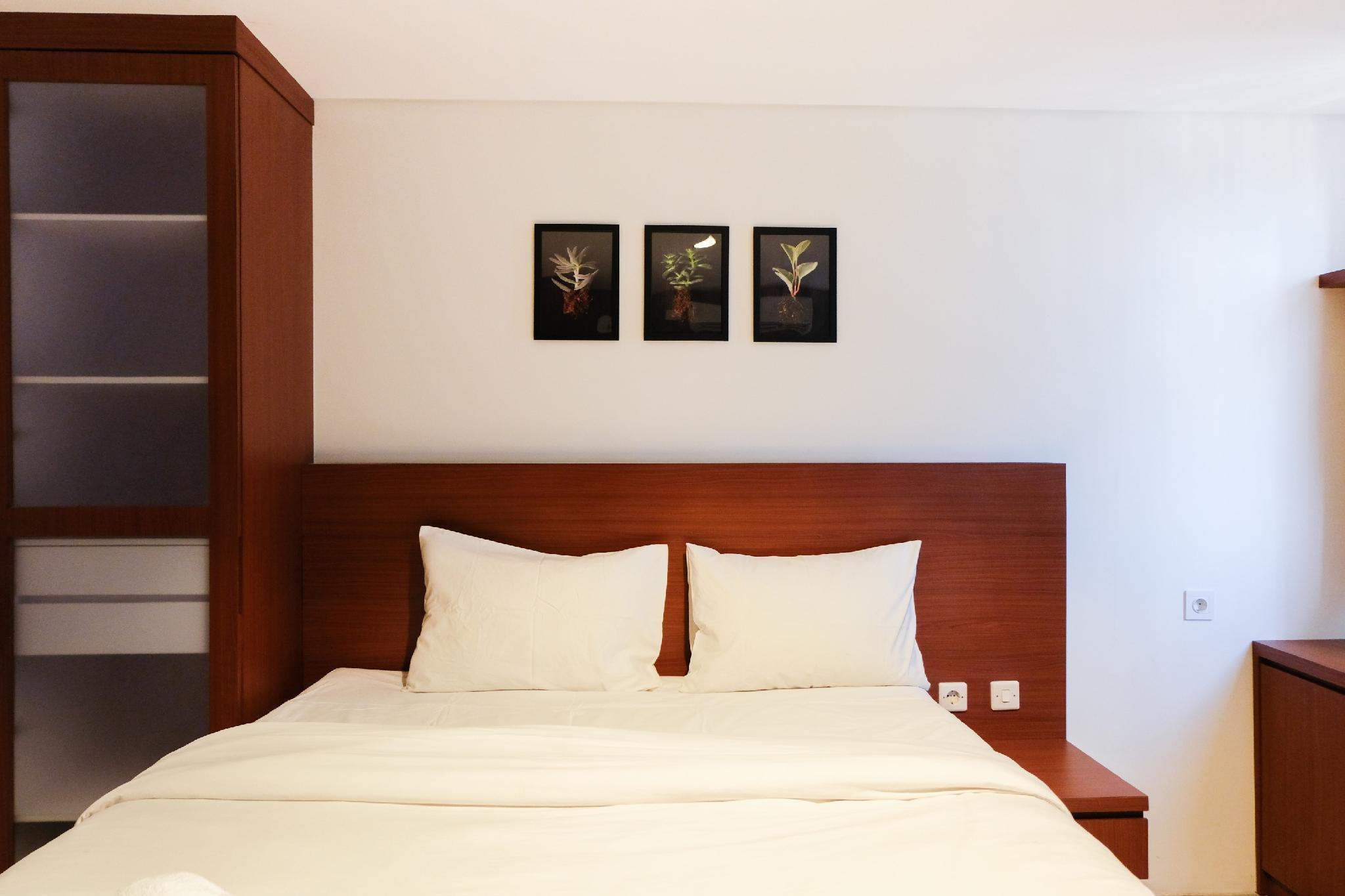 Brand New Studio At Bintaro Icon Apt By Travelio