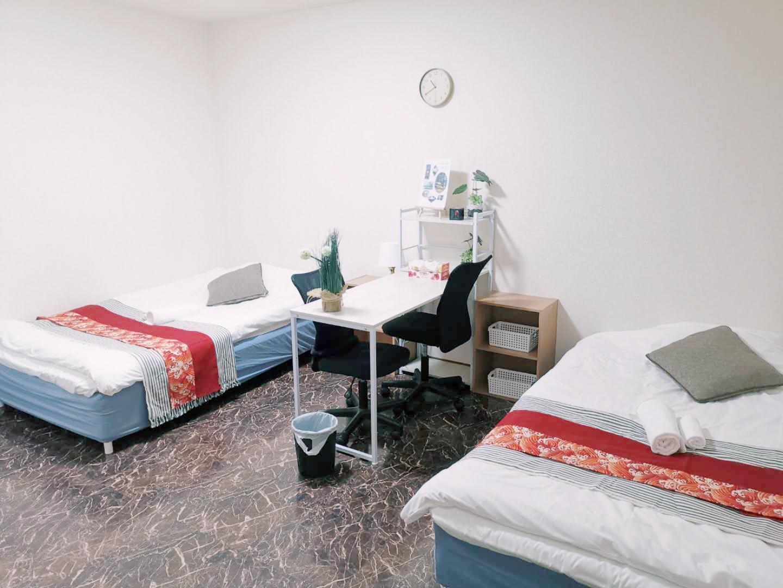 KAIKE Honjo With 2 Single Beds 102