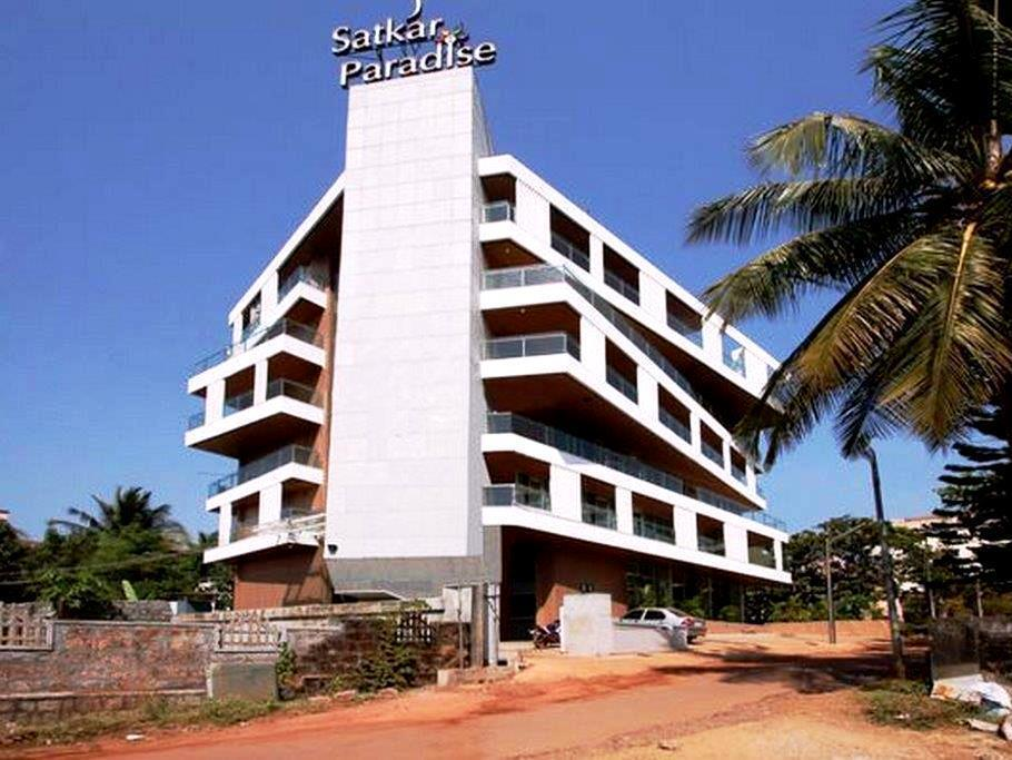 Satkar Paradise Studio Apartment Manipal