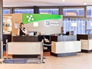 Holiday Inn Berlin Airport Conference Centre Berlin - Resepsiyon