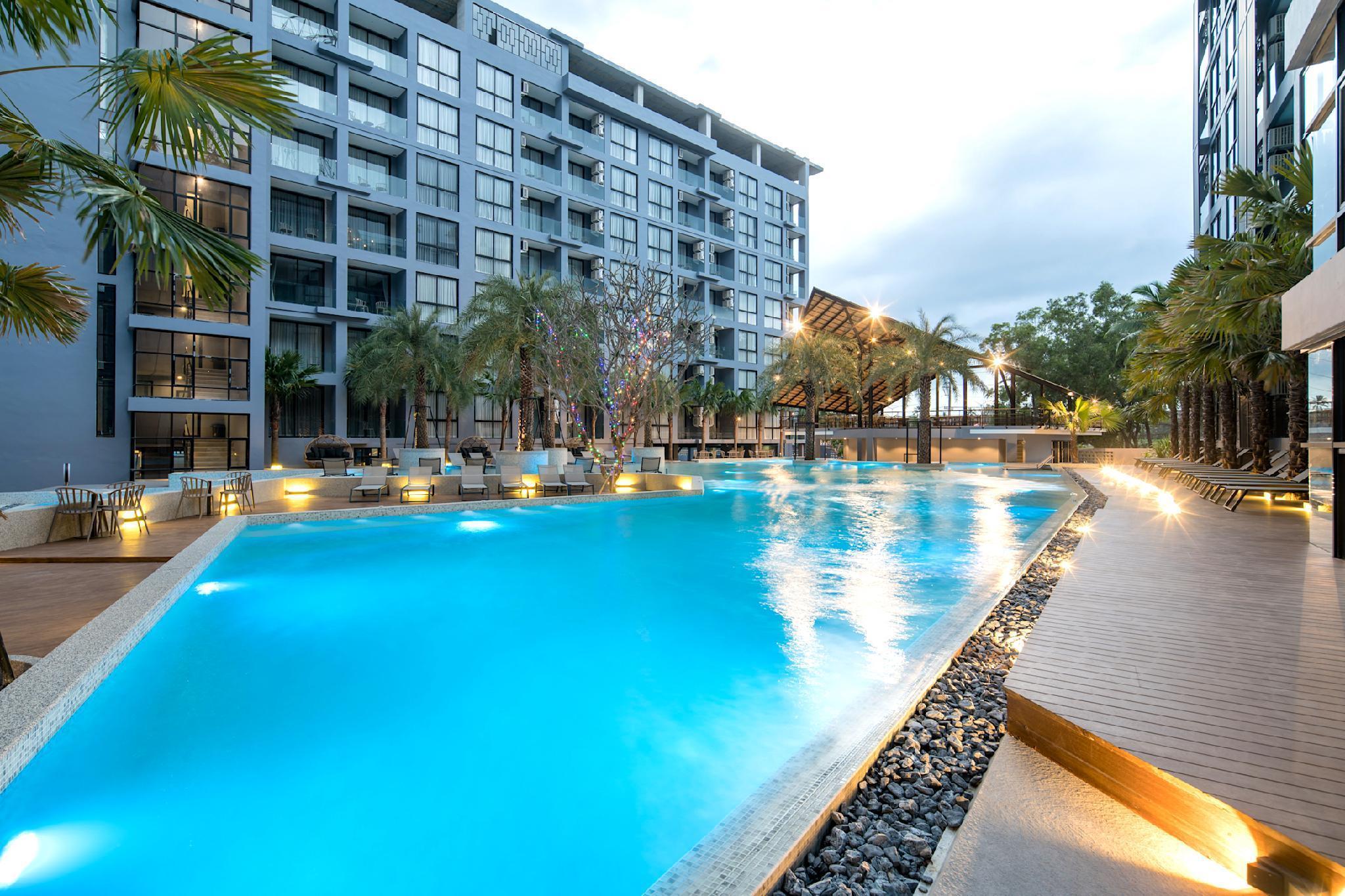 City Gate Residence Resort and Medical Center Phuket ซิตี้เกท เรสซิเดนซ์ รีสอร์ต แอนด์ เมดิคัล เซ็นเตอร์ ภูเก็ต