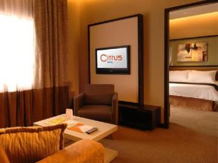 Citrus Hotel Kuala Lumpur by Compass Hospitality Kuala Lumpur - Executive Suite Living Area