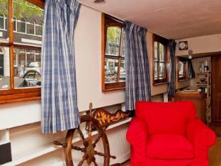 De Hoop Amsterdam Houseboat