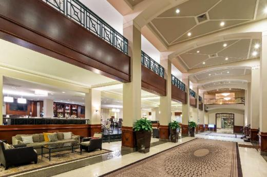 Capital Hilton Hotel