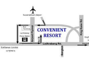 Convenient Resort Bangkok - Map