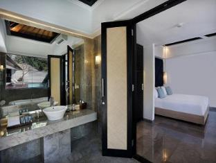 Peppers Seminyak Bali - 1 & 2 Bedroom Pool Villa - Bedroom lay out