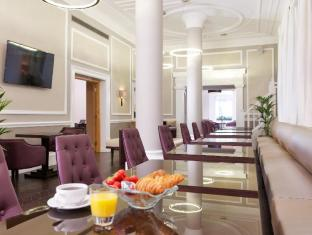 Fraser Suites Queens Gate London - Breakfast room and lounge