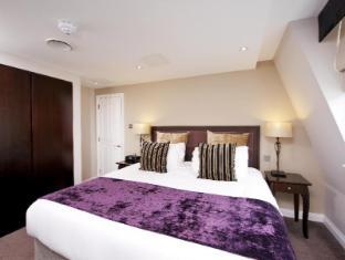 Fraser Suites Queens Gate London - Master bedroom - One bedroom