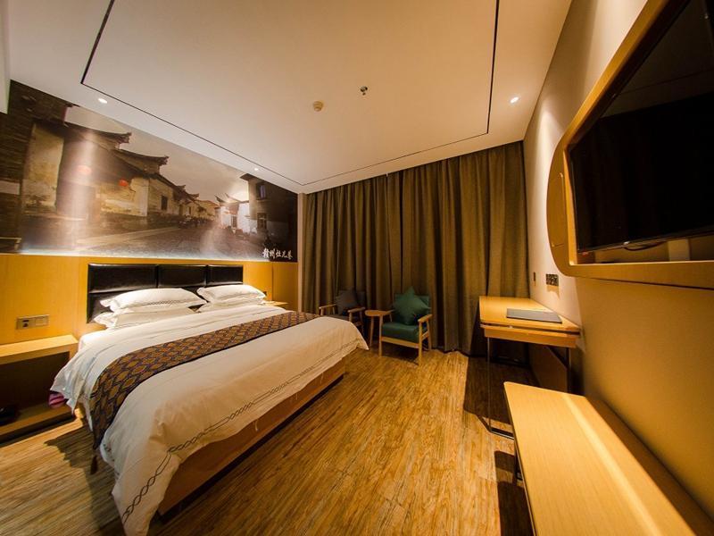 Thank Inn Plus Hotel Jiangxi Ganzhou Zhanggong District Railway Station Zhanqian