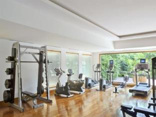 Trident Chennai Hotel Chennai - Fitness Room