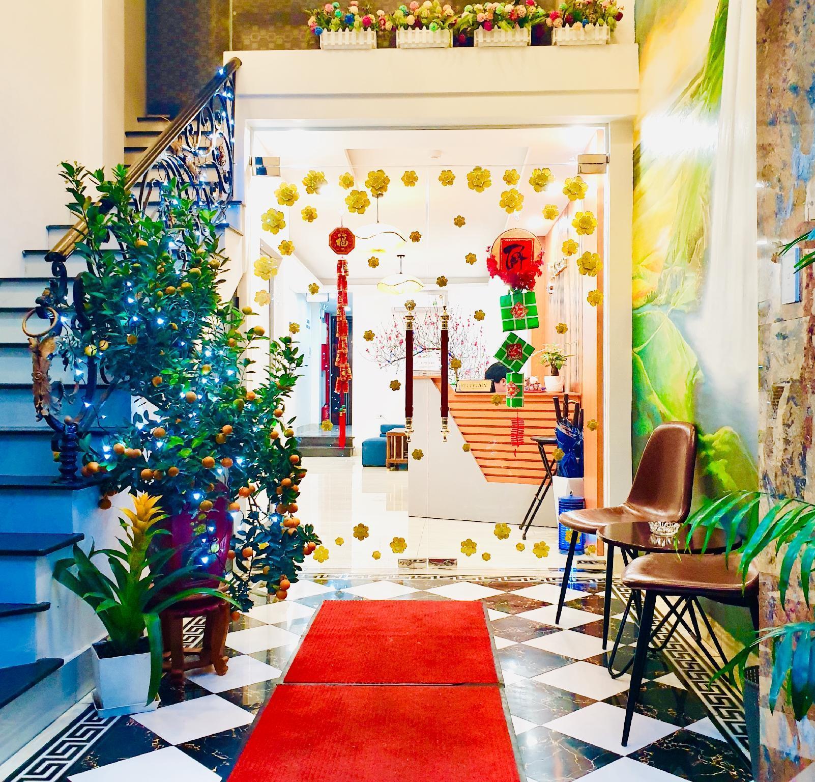 Hanoi La Cascada House And Travel