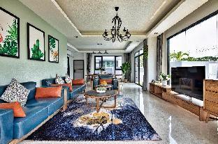 Madami //Urban area Chiang Mai Pool Villa วิลลา 4 ห้องนอน 5 ห้องน้ำส่วนตัว ขนาด 260 ตร.ม. – เจริญเมือง
